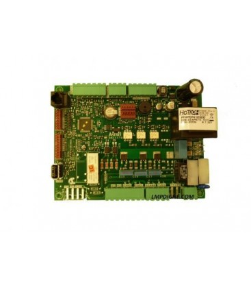 Carte électronique CMG LX-12 CAMINETTI MONTEGRAPPA