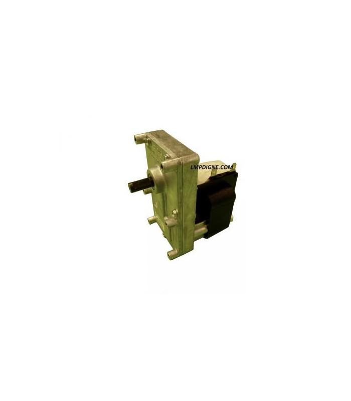 Motoréducteur 30 RPM 50HZ rotation horaire (G) référence FB1218G