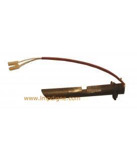 Kit résistance + support pour poêle à granulés PALAZZETTI référence 892605952
