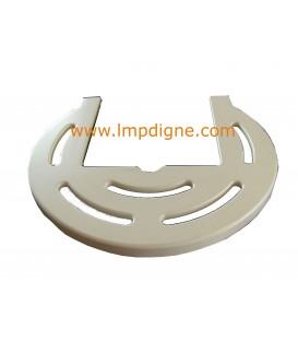Céramique de rechange (dessus) pour poêle à granulés WANDERS ou CMG