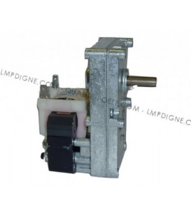 Motoréducteur 1.0 RPM 50HZ rotation horaire (D) PALAZZETTI