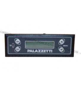 Clavier de commande poêle à granulés PALAZZETTI (B)