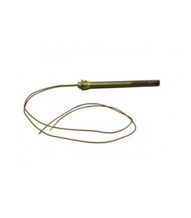 Bougie d'allumage pour poêle à granulés I D.9,9mm Lg.130mm P.250