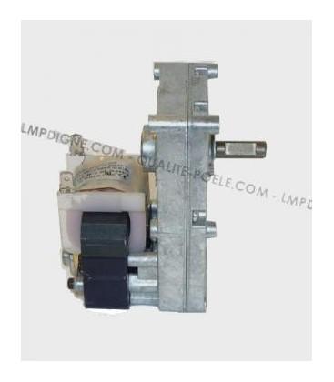 Motoréducteur 1.3 RPM 50HZ rotation horaire (E)
