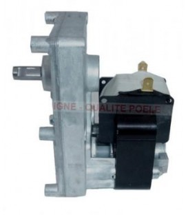 Motoréducteur pour poêle à granulés B 1.5 RPM rotation horaire CMG