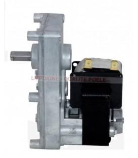 Motoréducteur pour poêle à granulés F 2.0 RPM rotation horaire