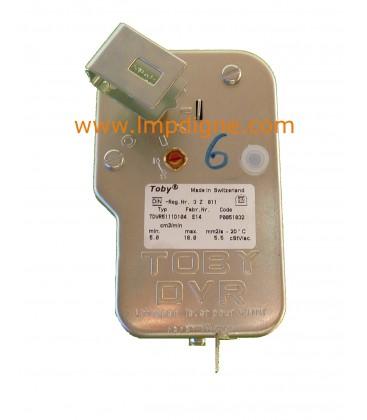 Distributeur ou carburateur DEVILLE 5 - 18 DVR5 (ex TOBY-TN)