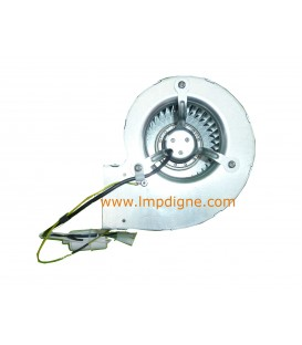 Ventilateur Centrifuge EBMPAPST air chaud