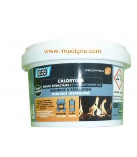 Mastic réfractaire 1300°C - pot de 300G