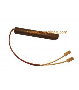 Kit bougie d'allumage + support pour poêle à granulés PALAZZETTI référence 895749141