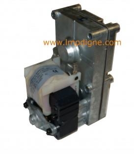 Motoréducteur pour poêle à granulés J 1.1 RPM avec prise pour encodeur pour poêle à granulés