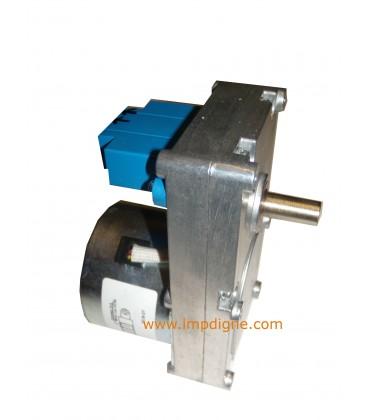 Motoréducteur pour poêle à granulés A 1.3 RPM rot. double sens PALAZZETTI
