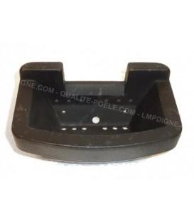 Brasier rectangulaire pour poêle à granulés PALAZZETTI (C)